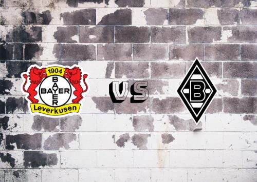 Bayer Leverkusen vs Borussia Mönchengladbach  Resumen