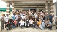 Di Ikuti 62 Peserta, PJID Nusantara Beri Pembekalan Pra UKW di Langsa