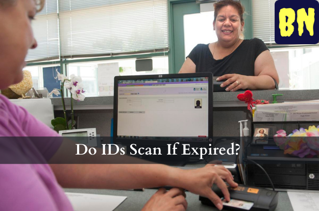 Do IDs Scan If Expired?