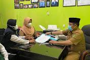 Ajukan MoU ke Disdukpencapil Inhil, Bunda Paud Kecamatan Tempuling Siap Bantu Pembuatan KIA dan Akta