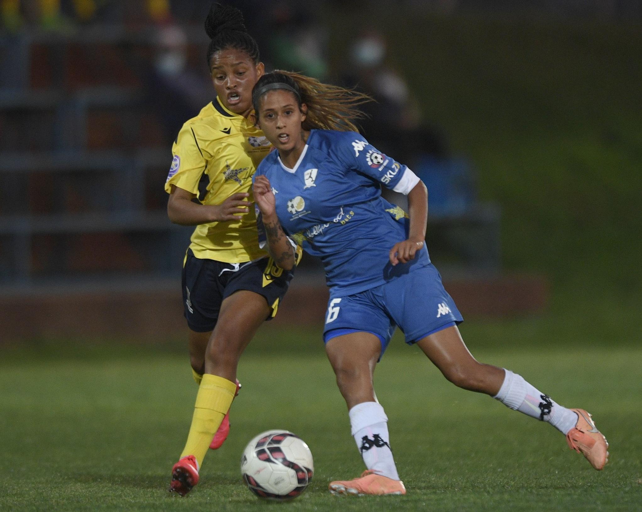 Bafana Bafana midfielder Robyn Moodaly
