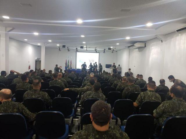 Policia Militar Ambiental realizou Solenidade de Valorização do Policial Militar em Registro-SP