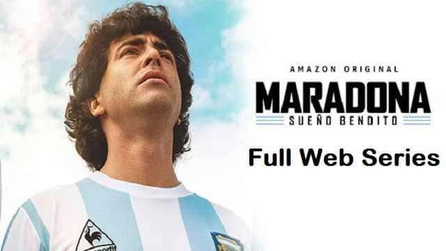 Maradona: Blessed Dream Full Web Series