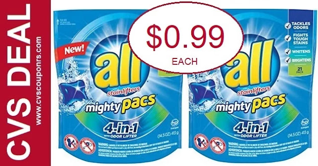All Mighty Pacs CVS Coupon Deal 8-22-8-28