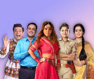 Sony SAB,Rakhi Sawant,Ketan Singh,fresh episodes,hindi TV shows news,entertainment news,Begum and Badshah,Wagle Ki Duniya,Shubh Laabh- Aapkey Ghar Mein,Full Entertainment,