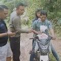 Penadah dan Pencuri Motor di Desa Lubuk Mandarsah Ditangkap Polisi