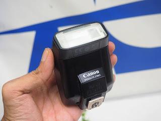 External Flash Canon 270EX Bekas