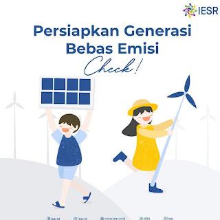energi baru terbaruka bermanfaat bagi masa depan bangsa