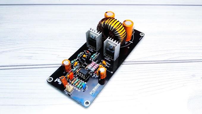 Class D 200 Watt Amplifier.