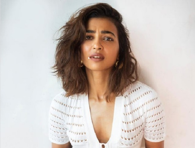 Pic Talk of the day: Radhika Apte Heroine New Pose