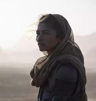 映画『DUNE/デューン 砂の惑星』(2021年)