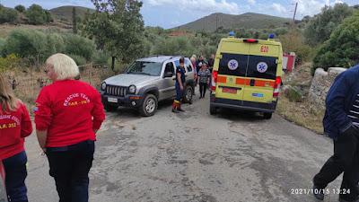 Η Ομάδα Διάσωσης Ευβοίας - S.A.R-312 στην έρευνα του 69χρονου αγνοούμενου στη περιοχή Μεσοχωρίων στη Νότια Εύβοια