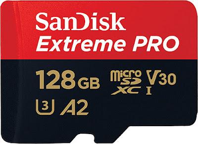 Sandisk Extreme Pro 128 GB