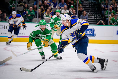 Projecting the St. Louis Blues' Opening Night Roster