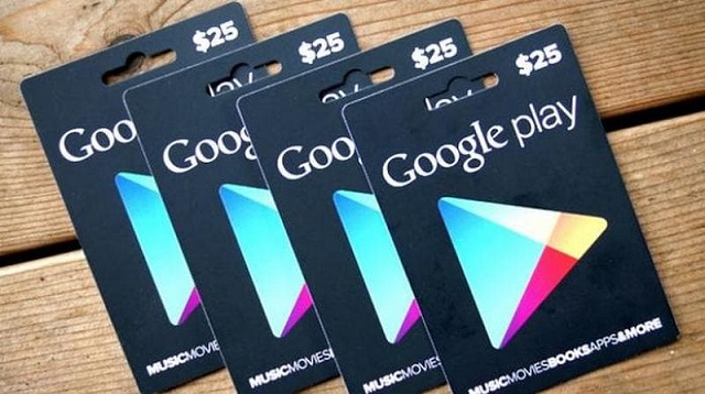 Kode Redeem Google Play Gratis