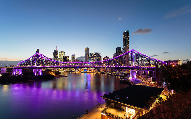 #WeThe15 Campaign is launched with iconic landmarks lit purple