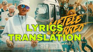 Metele Al Perreo lyrics Meaning in Hindi (हिंदी) - Daddy Yankee