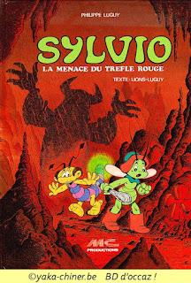 SYLVIO, la menace du trèfle rouge par Philippe Luguy