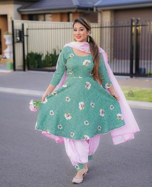 Punjabi Suit Pictures