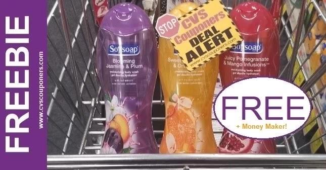 FREE Softsoap Body Wash CVS Deal 10/10-10/16