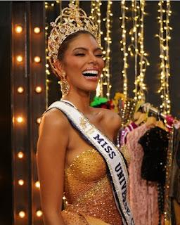 Valeria Maria Ayon Bossa, nueva Miss Universe 2021