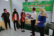 Peduli Pasien Covid-19, Srikandi Pemuda Pancasila Kabupaten Tolitoli Bagikan Vitamin