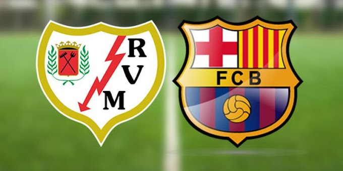 Rayo Vallecano Barcelona canlı maç izle   şifresiz maç izle