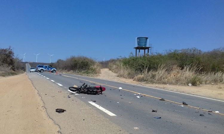 Jovem de 23 anos morre após acidente na BR-030 em Caetité