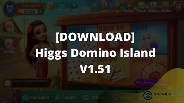 Higgs Domino Island Versi 1.51