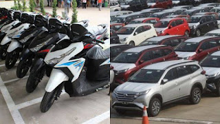 Parah, Indonesia Bakal Setop Penjualan Motor Dan Mobil Berbahan Bakar