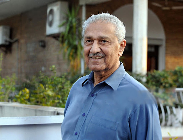 Dr. abdul qadeer khan passes away
