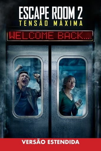 Baixar Filme Escape Room 2: Tensão Máxima Torrent (2021) Dublado BluRay 1080p | 2160p 4K