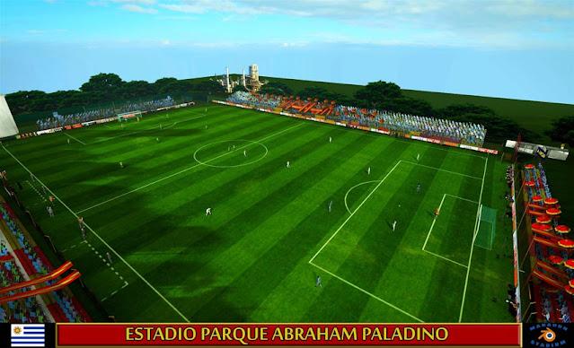 Estadio Parque Abraham Paladino For PES 2013