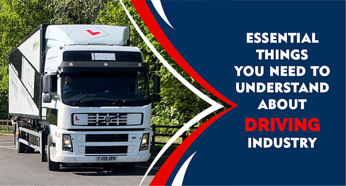 Essential things you need to understand about HGV - LGV Driving Industry