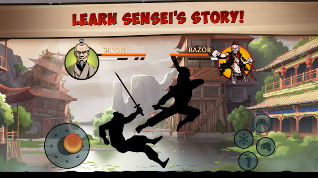 shadow fight 2 special edition hack mod apk free download
