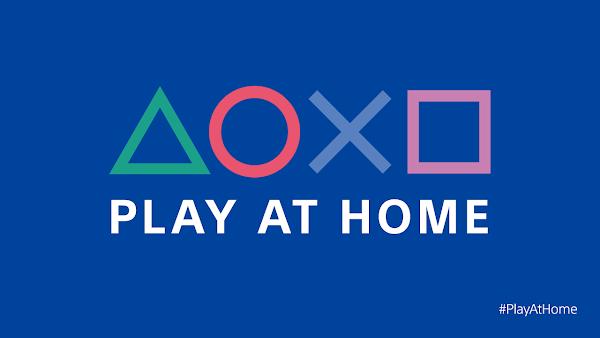 Mais de 60 milhões de jogos transferidos na iniciativa Play At Home da PlayStation