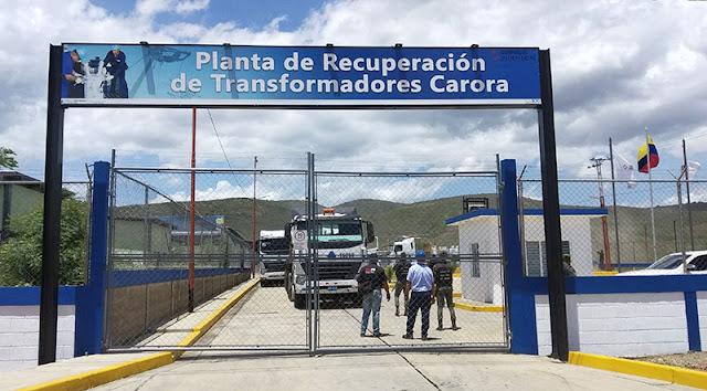 REVEROL REINAUGURARÁ LA PLANTA DE RECUPERACIÓN DE TRANSFORMADORES CARORA