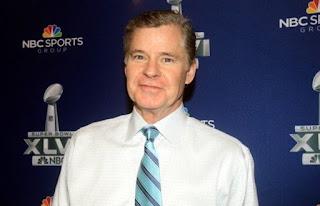 American sportscaster, radio personality, and actor, Dan Patrick