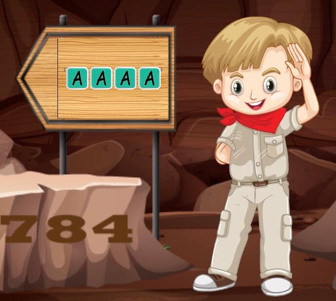 Games2Escape Find Binocular For Scout Boy
