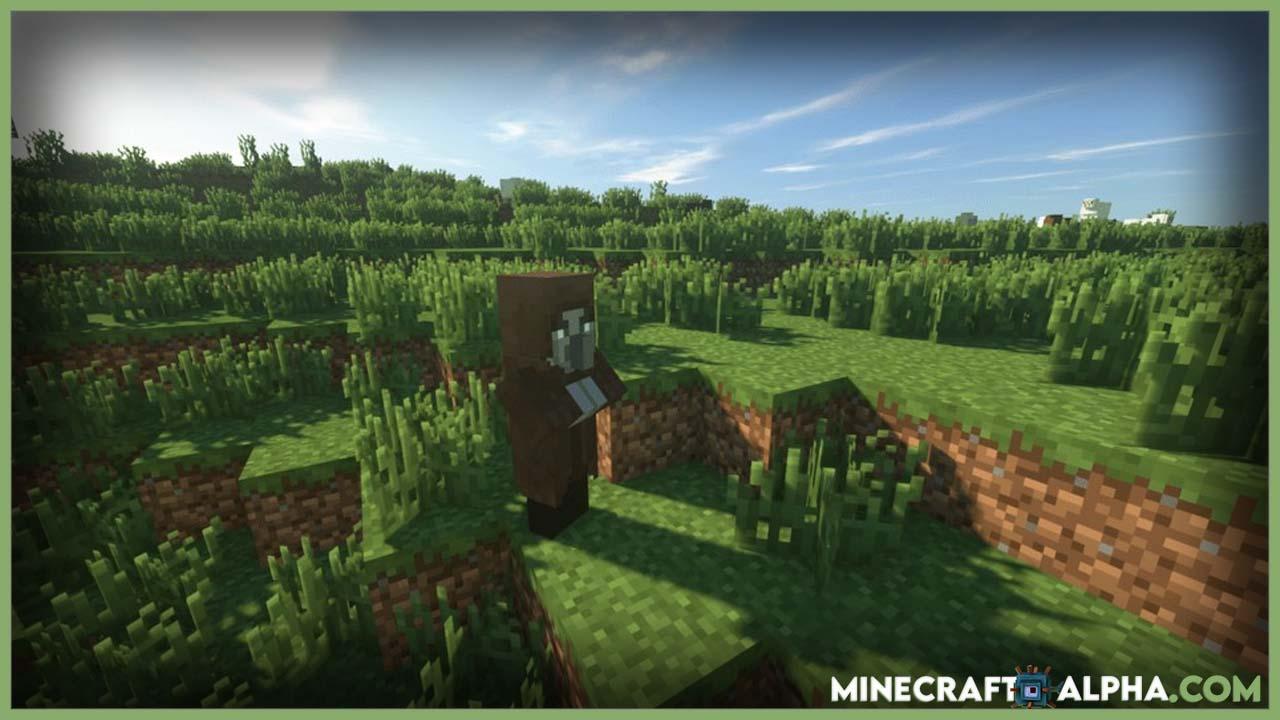 Minecraft Hunter Illager Mod 1.17.1/1.16.5 (Evil Hunter-Illager)
