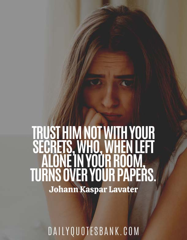 Funny Broken Trust Quotes For Relationships
