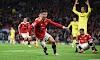 Cristiano Ronaldo rescues Manchester United scoring a late goal against Villarreal