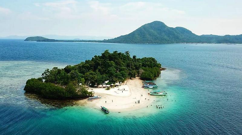 Objek Wisata Pulau Pahawang Lampung Tempat Liburan Menarik