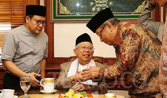 Cak Imin dan Said Aqil Bakal Head to Head di Muktamar NU Lampung?