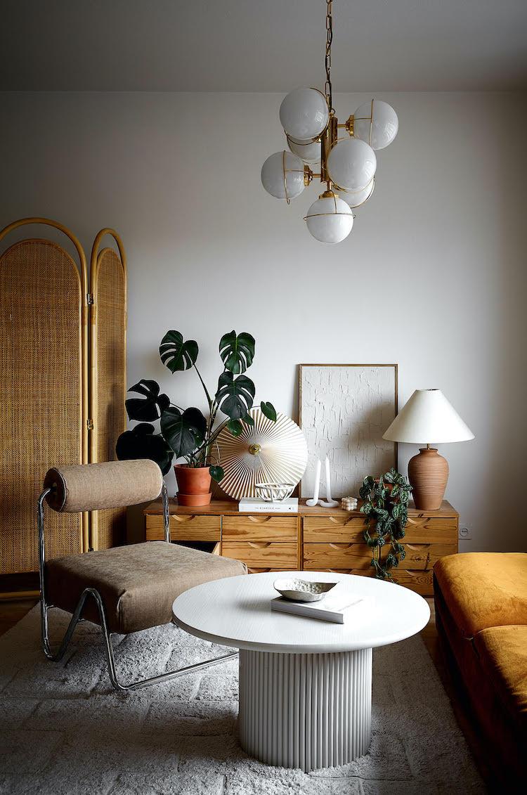Laura Luoto's Inspiring Second-hand & DIY Helsinki Home