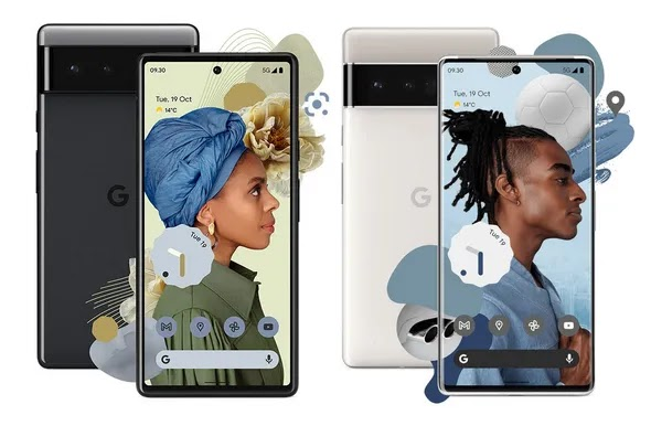 Google Pixel 6 Finally Launched – Smart and Imaging