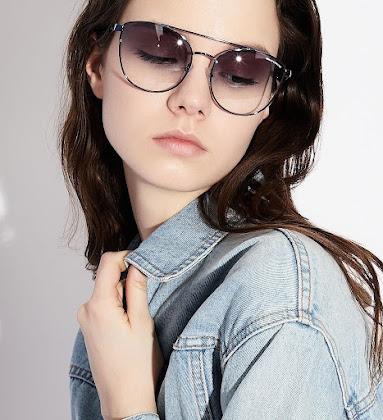 Armani Women's Cat Eye Sunglasses