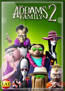 La familia Addams 2 (2021) WEB-DL 1080P LATINO/INGLES