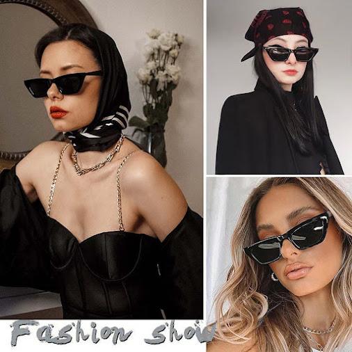 Best Tortoise Shell Vintage Cat Eye Sunglasses