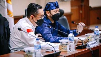 BKSP DPD RI Bicarakan Agenda Rencana Aksi Kemitraan Strategis Indonesia dan Australia